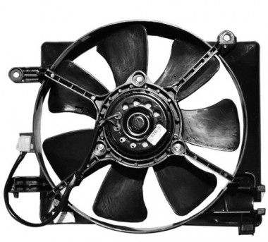 Gmv (Electroventilator) Racire Logan 1.5 Dci Fara AC Euro4